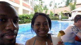 UrAvgCouple hits Dominican Republic!