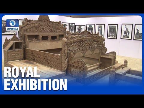 Veteran Artist Joseph Igbinovia Exhibits In Benin