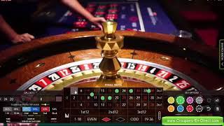 Live Roulette en diŗect du Foxwoods Resort Casino