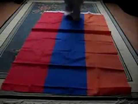 армянский флаг в говне как всегда!=)))))