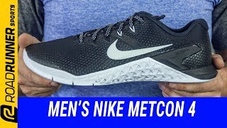 Men's Nike MetCon 4 | Fit Expert Review