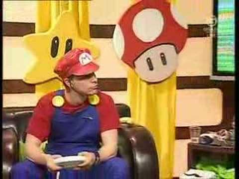 GIGA\\GAMES: Felix und Colin zocken Mario Kart Wii - Part 1