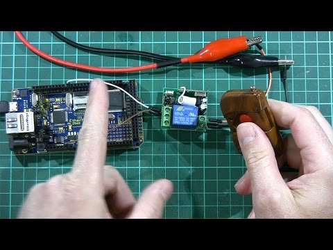 SuperHouseTV #20: The $6 universal home automation button