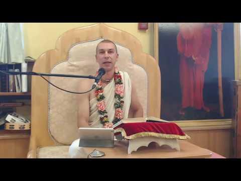 Шримад Бхагаватам 4.16.18 - Ашрая Кришна прабху