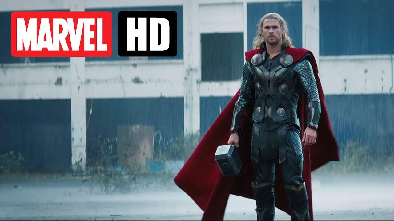 Thor The Dark Kingdom Offizieller Deutscher Trailer Youtube