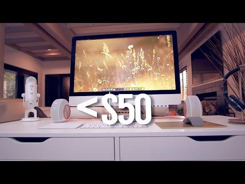 The Best Tech Under $50 - November 2015