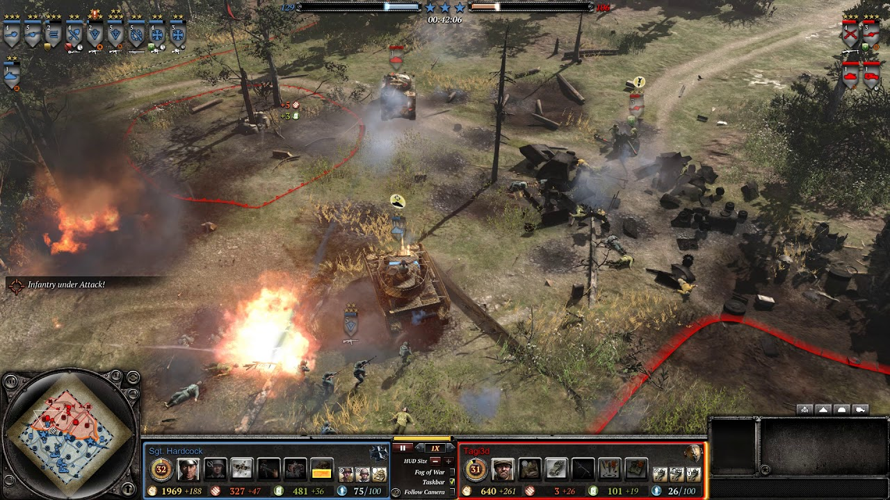 Company Of Heroes 2 2020 04 17 22 11 32 10 Dvr Youtube