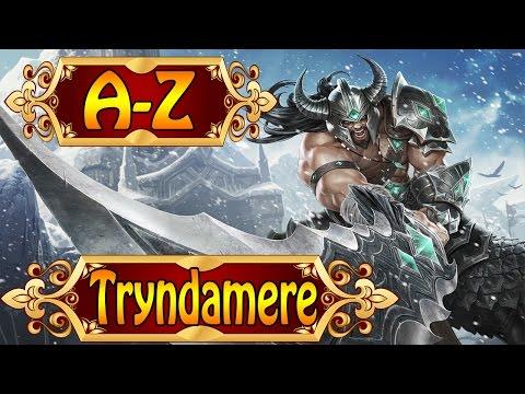 TRYNDAMERE, Der Barbarenkönig - League of Legends A-Z