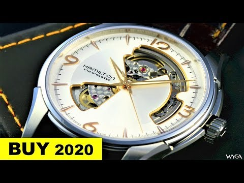 Top 10 Best Stylish Hamilton Watches For Men To Buy In 2020