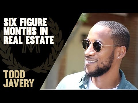 Young Millionaire's Mind - Todd Javery - JaveCo Enterprises 6 Figure Months