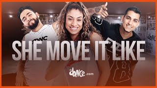She Move It Like - Badshah | FitDance Channel (Official Choreography)