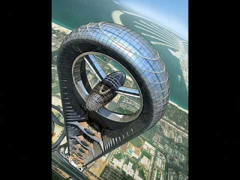 Dubais Future Architecture