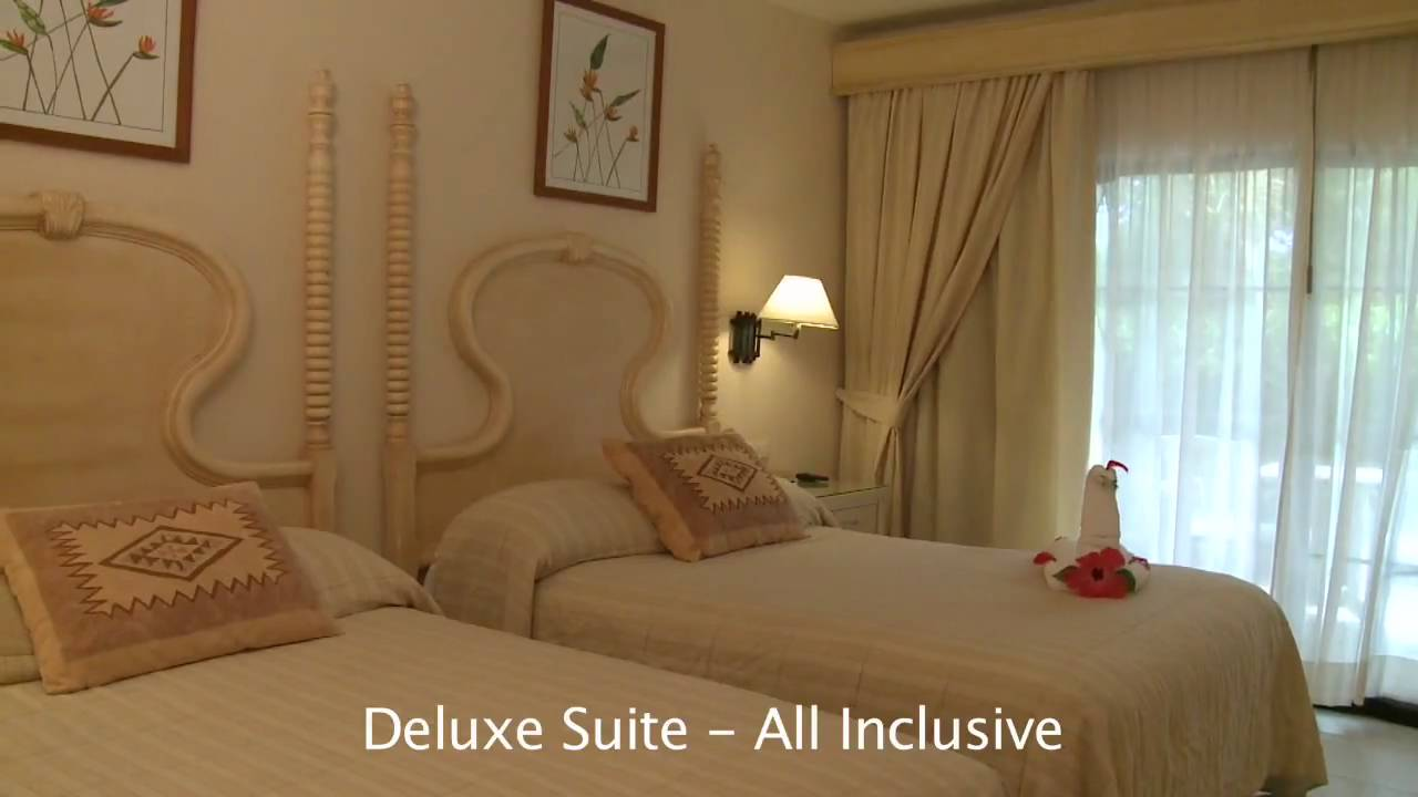 Dreams Punta Cana Deluxe Room  YouTube