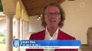 André Rieu: The King Of The Waltz | Studio 10