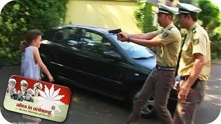 Polizei verhaftet Kind | Alles In Ordnung