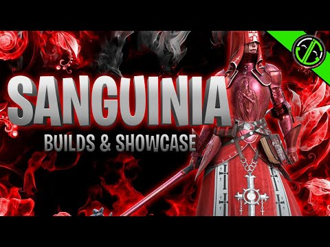 Sanguinia DOES. IT. ALL. INCREDIBLE Support Champ | Gear, Masteries, & Showcase | RAID Champ Guide