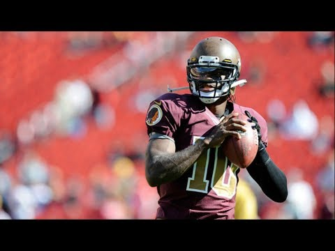 Every Career Robert Griffin III Rushing Touchdown | NFL