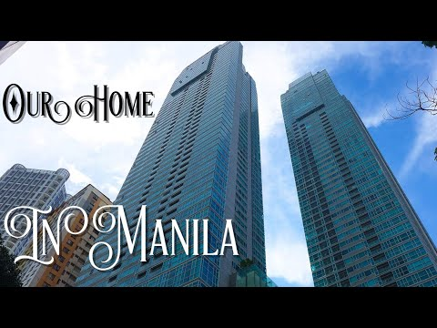 Our Home in Manila Philippines