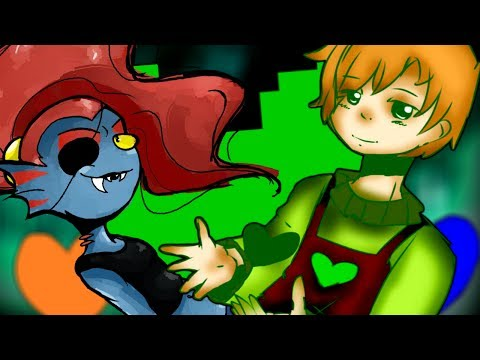 THE ACT OF KINDESS   Undertale Green (Undertale Prequel Fangame)