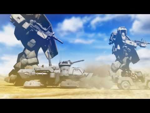 Gundam AMV - Fighting Fear: Episode 01