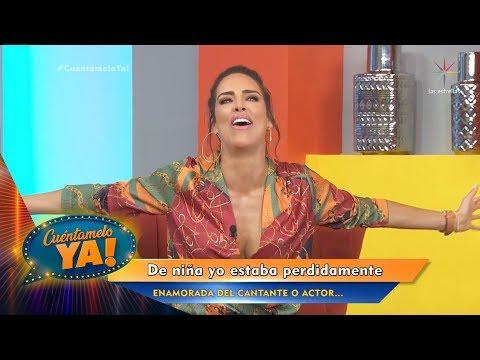 ¡Sara Corrales prefiere el sexo a la ropa!   Cuéntamelo YA!