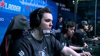 [Grand final!] EG vs ALLIANCE 1 игра StarSeries 13 русские комментаторы