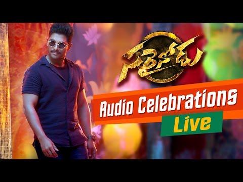 Sarrainodu Audio Celebrations Live || Allu...