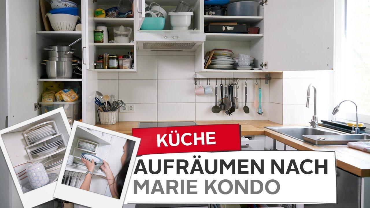 Küche ausmisten & organisieren: Aufräumen nach Marie Kondo | OTTO ...
