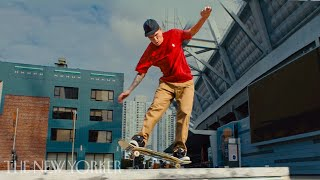Surviving the Horror of Residential Schools by Skateboarding | The New Yorker Documentary