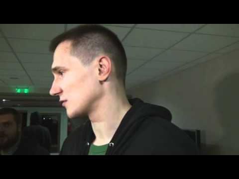 15min.lt - Paulius Jankūnas apie gynybą prieš Dirką Nowitzkį