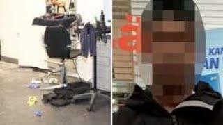 17-åring sköt fel person på frisörsalong i Borås