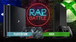 Рэп Баттл - PlayStation vs. Xbox (140 BPM)