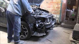 Subaru.Body repair. Part2. Ремонт кузова. Часть2.(, 2014-11-02T17:24:29.000Z)