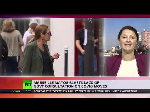 French 'Red Zone' | Outrage over govt restrictive measures