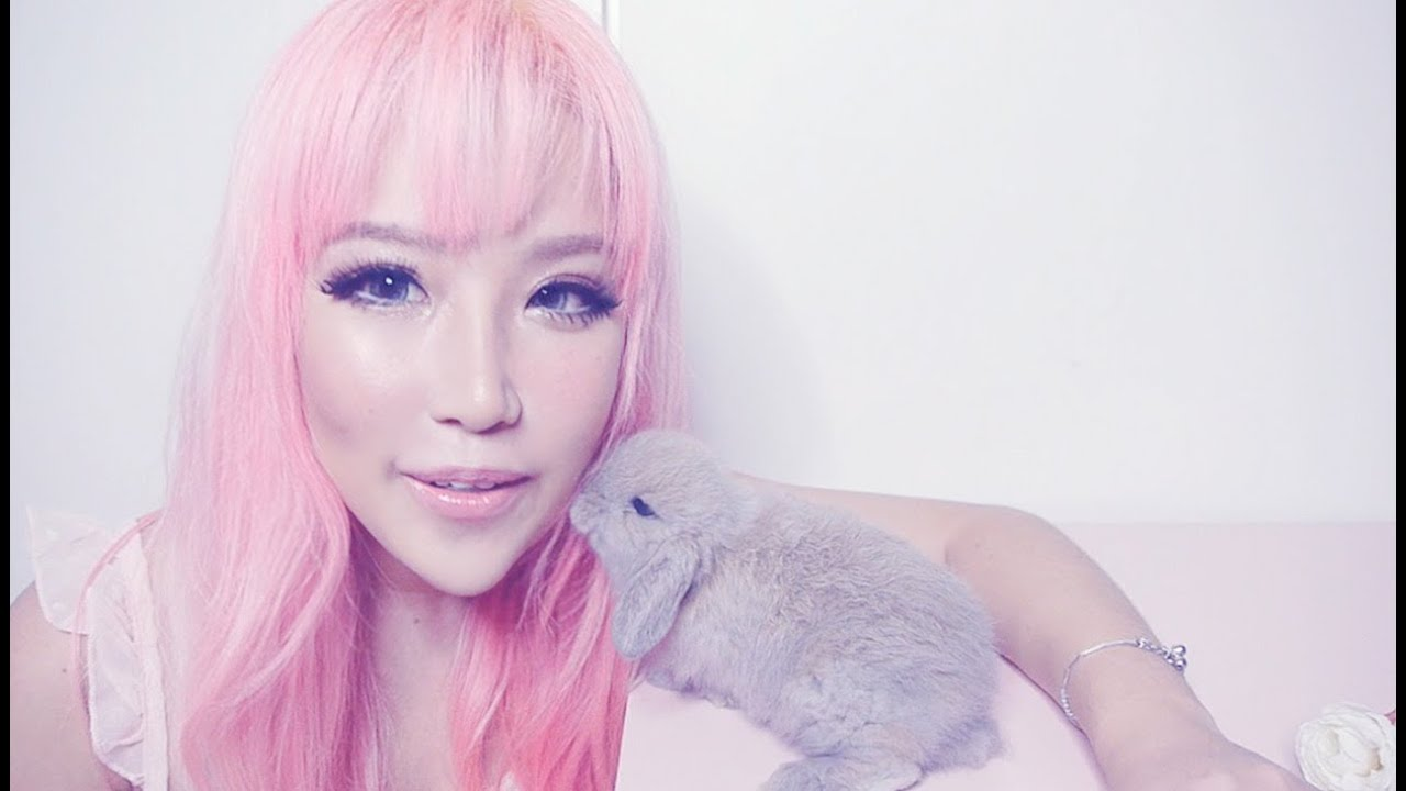MY LILAC LAVENDER HAIR  YouTube