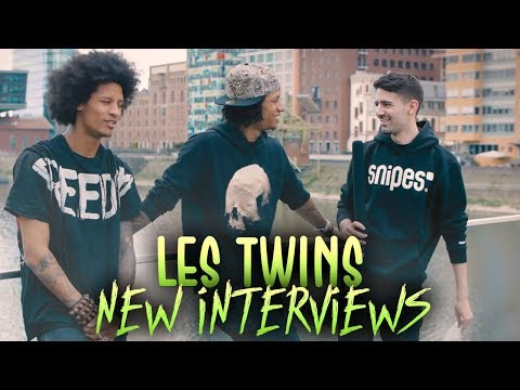 LES TWINS | NEW 2017 WORLD OF DANCE INTERVIEW COMPILATION