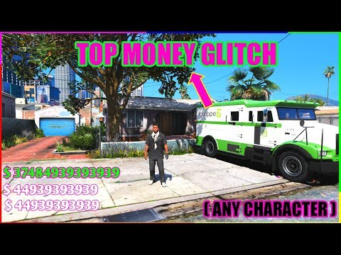 Gta 5 Top Money Maker Glitch ( Unlimited Money In Few Minutes )