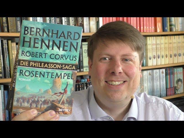 ROSENTEMPEL - Phileasson Saga 7 - Bernhard Hennen/Robert Corvus - Fantasy