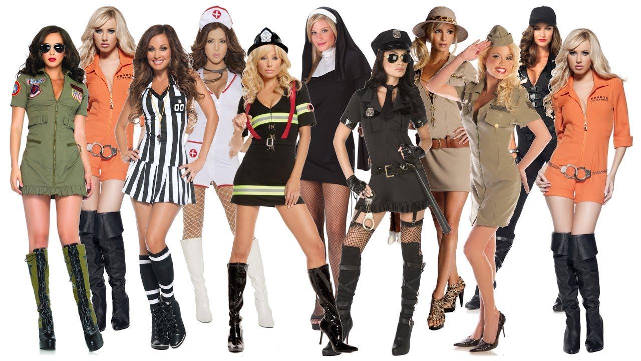 10 best uniform halloween costume ideas for women youtube