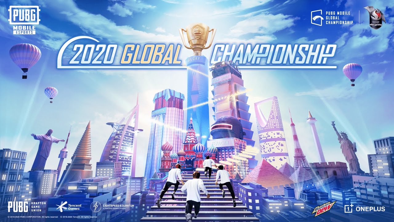 PUBG MOBILE GLOBAL CHAMPIONSHIP 2020 - Teaser