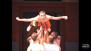 China Henan original Shaolin Mönche Die Highlights der Schow Nr.1