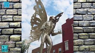 21 Weirdest Sculptures