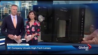 The Future of Sight? A New Radical Flat Lens Technology is Here!