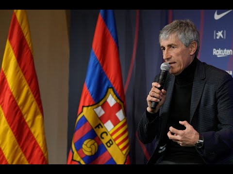 كيكي سيتين مدربا لبرشلونة    هل تعود متعة التيكي تاكا للفريق الكتالوني؟ تيكي تاكا  - نشر قبل 24 دقيقة