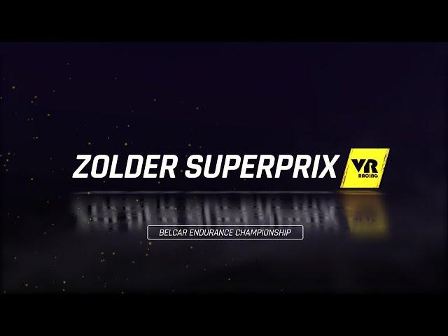 Preview Zolder Superprix - Belcar Endurance Championship