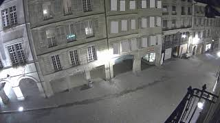 Preview of stream Cafés at Place de la Palud in Lausanne, Switzerland