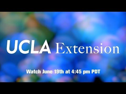 2015 UCLA Extension Certificate Graduation