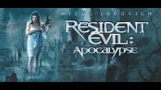 Trailer for 2004 movie resident evil apocalypse - fourth special feature from starship troopers 2