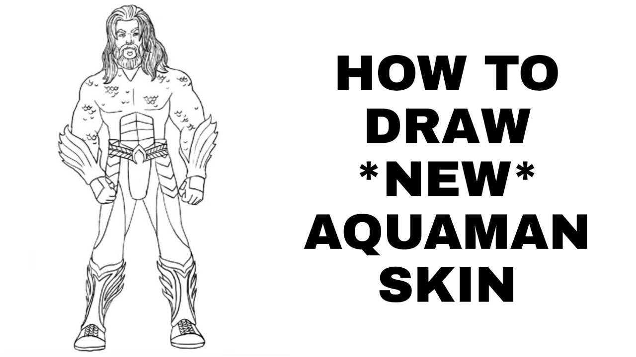 How To Draw Fortnite Skins Step By Step Pictures