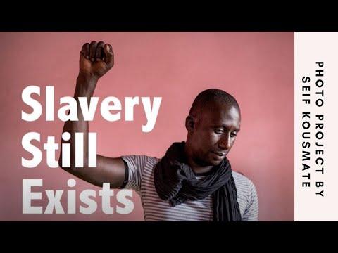 Mauritania: Slavery still exists